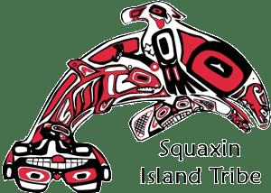 squaxin logo