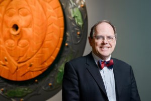 Dr. George Bridges, 6th President of The Evergreen State College - Image credit: The Evergreen State College
